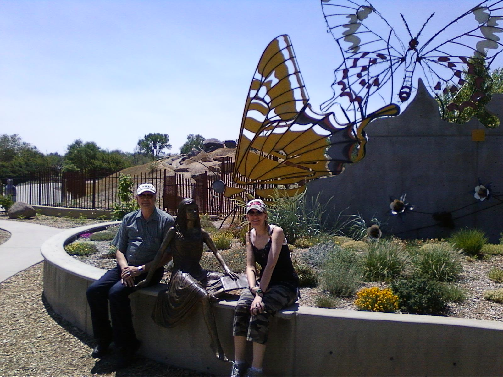 Day 290 Grand Mesa Botanical Gardens Kristy R Langstraat Bolte